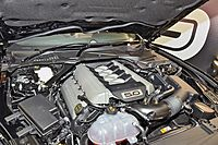 Mustang's 5.0L Coyote V8