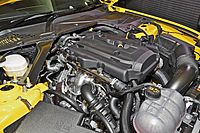 Mustang's 2.3L EcoBoost I-4