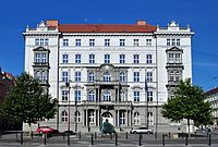 Seat of the Supreme Administrative Court of the Czech Republic in Brno