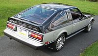 1981 Supra with Sports Performance Package (MA47, US)