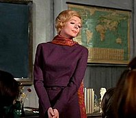 Smith as the title character in the film adaptation of The Prime of Miss Jean Brodie