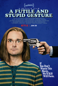 A Futile and Stupid Gesture (film)