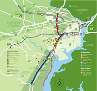 Northern Virginia megaprojects