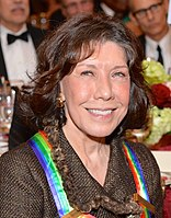 Lily Tomlin, lesbian, nominated for 1 Oscar.