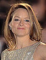 Jodie Foster, lesbian, winner of 2 Oscars, nominated for 4.
