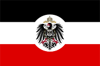 Flag of the German colonial empire