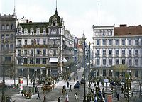 Berlin in the late 19th century