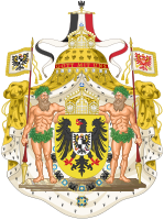 Greater Imperial coat of arms of Germany