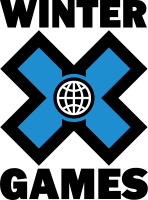 Variation of X Games logo, used for Winter X Games
