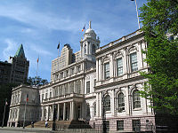 New York City Hall is the oldest City Hall in the United States that still houses its original governmental functions.