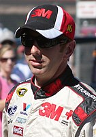 Greg Biffle came in second behind Stewart by 35 points.