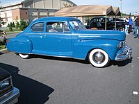 1946 Lincoln (coupe)