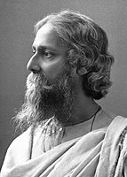 Indian polymath Rabindranath Tagore was awarded the Nobel Prize for Literature in 1913, and became Asia's first Nobel laureate