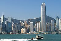 From 1841 to 1997, Hong Kong was a British colony.
