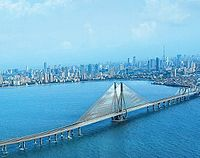 Mumbai is one of the most populous cities on the continent. The city is an infrastructure and tourism hub, and plays a crucial role in the Economy of India.