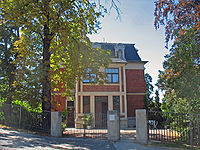The residence of Nietzsche's last three years along with archive in Weimar, Germany, which holds many of Nietzsche's papers