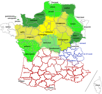 History of French