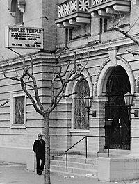 Peoples Temple in San Francisco