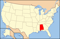 LGBT rights in Alabama