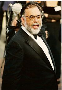 Coppola at the 1996 Cannes Film Festival