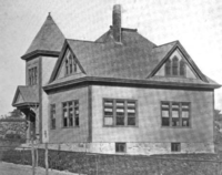 Hathaway Library, Assonet, 1899