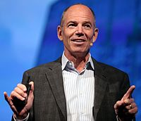 Marc Randolph, co-founder of Netflix and the first CEO of the company