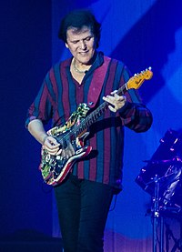 Trevor Rabin joined the band when it reformed in 1983 and stayed until 1994 when he decided to become a film composer. He would later be a member of Yes Featuring Anderson Rabin Wakeman.
