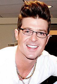Thicke in 2012
