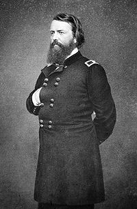 General John Pope was the first commander of the Army of the Mississippi