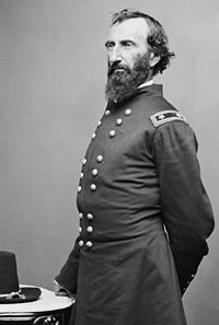 """General John McClernand was the final officer to use the name """"Army of the Mississippi"""" for a field unit"""