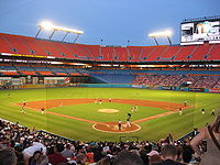 Hard Rock Stadium (current name) was home to the Florida Marlins since its inception into Major League Baseball in 1993 until 2011.