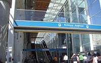 Canada and Millennium Line stations were designed for fare gates.