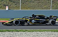 Renault (pictured here with Nico Hülkenberg) has had an active role in Formula One as both constructor and engine supplier since