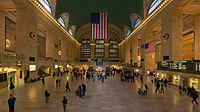 Grand Central Terminal is a National Historic Landmark.