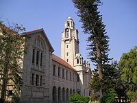 Indian Institute of Science is one of the premier institutes of India.