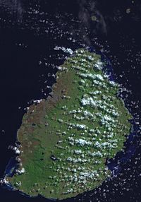 Geography of Mauritius
