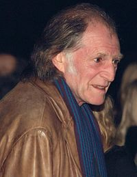 Bradley at the Harry Brown premiere in 2009