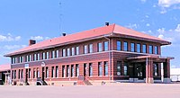 Historic Chicago-Milwaukee-St. Paul and Pacific Railroad Depot - Aberdeen, SD