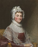 In 1804, Abigail Adams attempted to reconcile Jefferson and Adams.