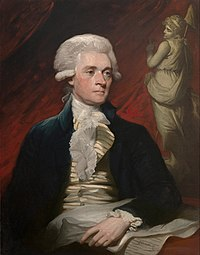 Portrait of Thomas Jefferson while in London in 1786 by Mather Brown