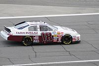 Kyle Busch in 2008.