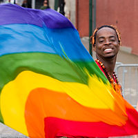African Americans represent a particularly marginalized segment of the LGBT community which faces both race and sexuality based prejudice.