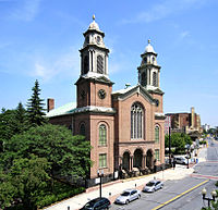The First Church in Albany (Reformed) is the oldest congregation in Upstate New York.
