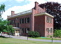 Ten Broeck Mansion is home to the Albany County Historical Association.