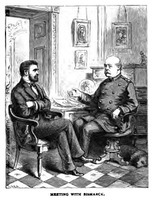 Grant and Bismarck in 1878