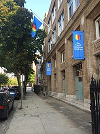 French American Academy on 3rd Street