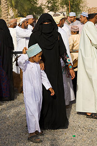 According to HRW, women in Oman face discrimination.