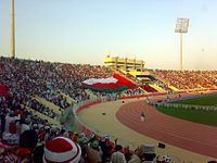 Oman hosted and won the 19th Arabian Gulf Cup.