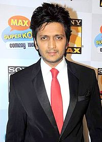 List of awards and nominations received by Riteish Deshmukh
