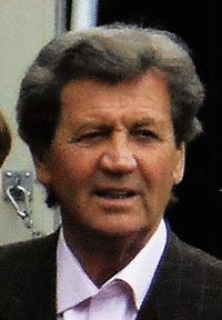 Melvyn Bragg, broadcaster and author
